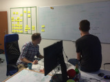 ContentKing team in the office