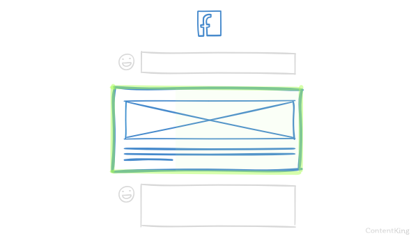 Facebook Open Graph illustrated