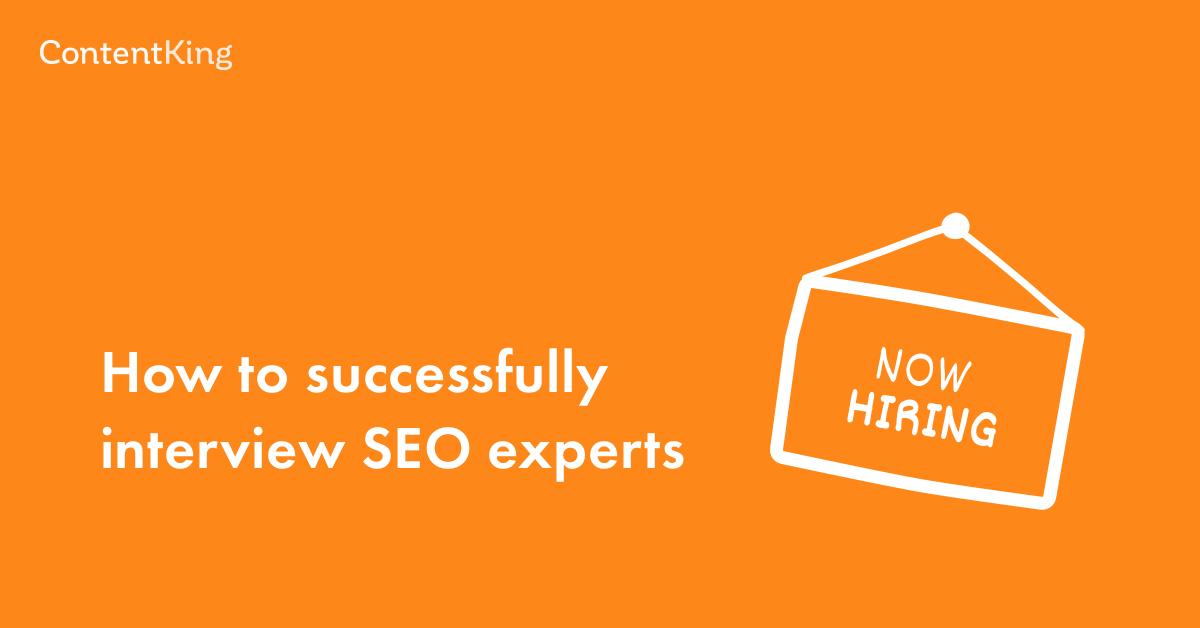 21 SEO Interview Questions and Answers to Ace Interviewing SEOs